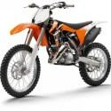 Ktm Dirt Sport Bike