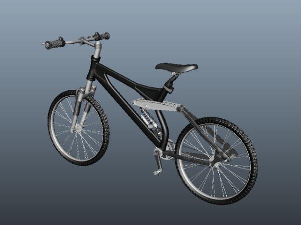 Bmx Freestyle Bicycle