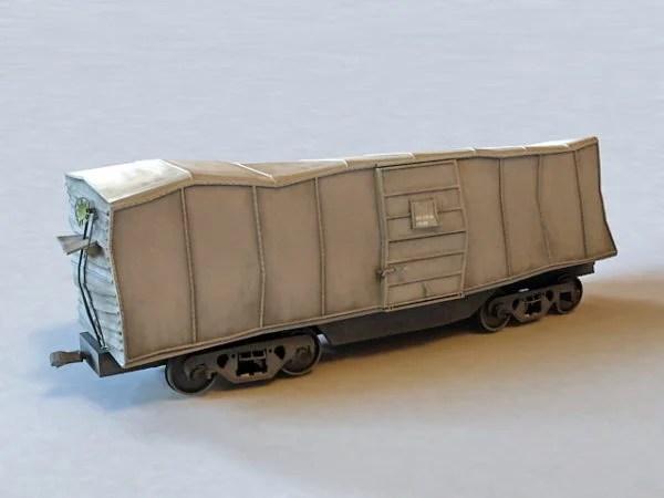 Rail Transport Railroad Train Wreck