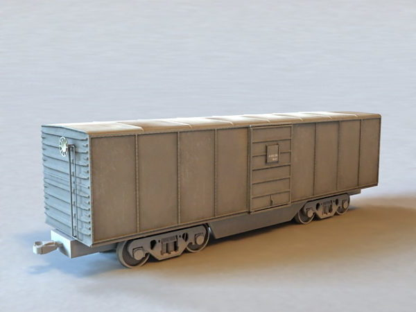 Rail Transport Freight Train Car
