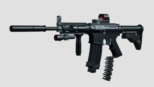 M4 Gun Assault Rifle