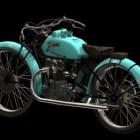 Bianchi Motorcycle