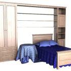 Children Bedroom Cabinet Furniture Sets