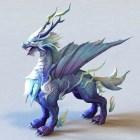 Chinese Kirin Dragon