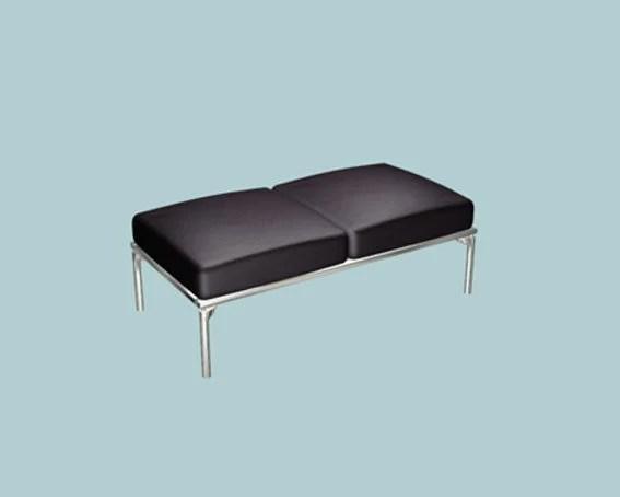 Super Modern Black Leather Ottoman Free 3Ds Max Model Max Short Links Chair Design For Home Short Linksinfo