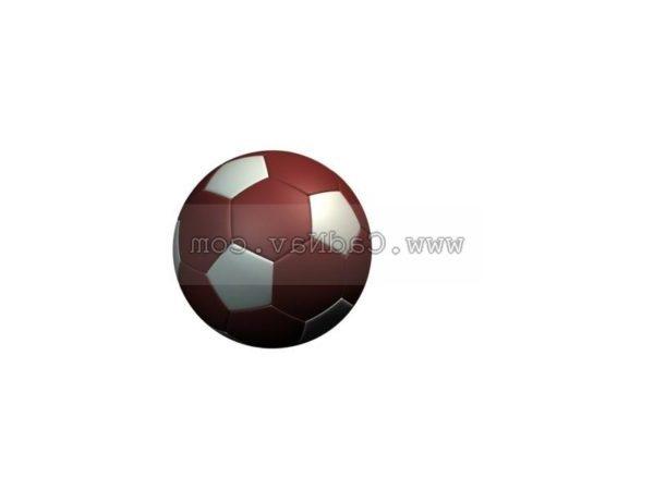 Brown Football Ball