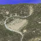 المناظر الطبيعية هيلز ونهر