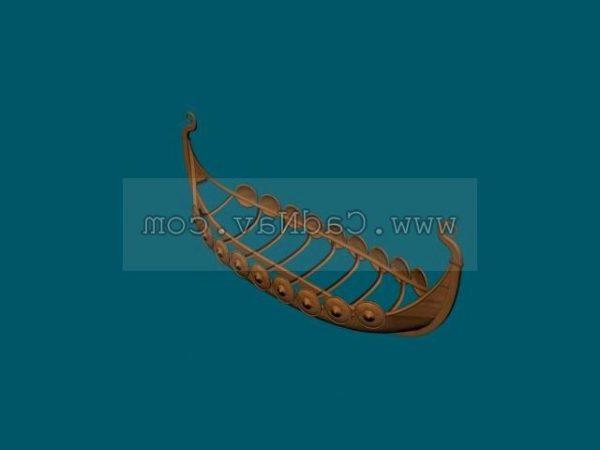 Watercraft Wood Pirate Ship
