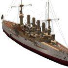 Watercraft Sms Scharnhorst Cruiser
