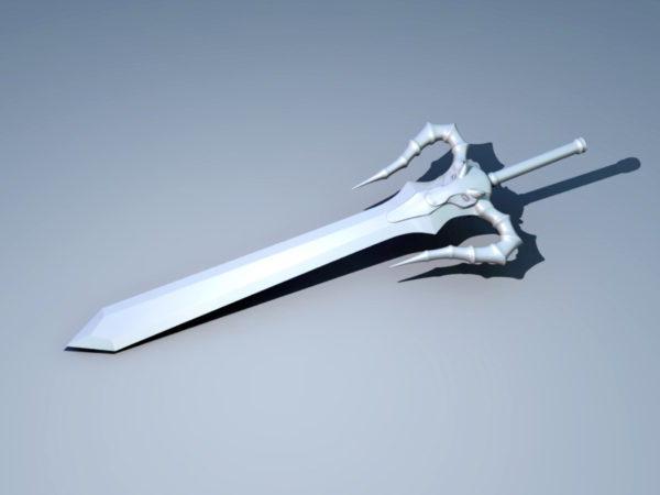Medieval Sheep Sword