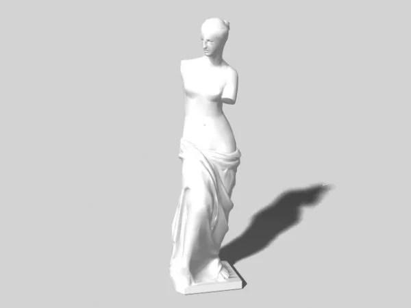 Decoración Venus Garden Statue