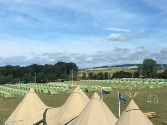 Tent2hire tent village