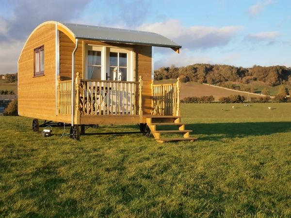 Ellipse outdoor accommodation