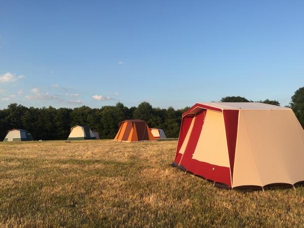 Kelmarsh tents