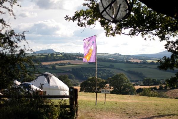 Kelmarsh Flag