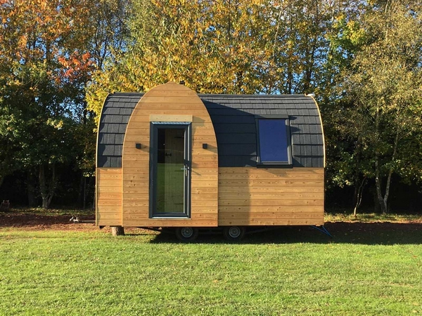 Heart of England glamping accommodation