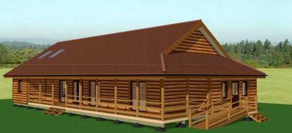 Timberspecs UK Log Building