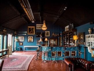 Bar at Mount Druid