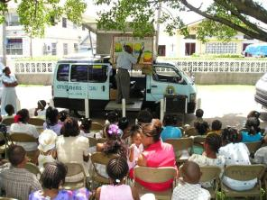 Jamaica ministry