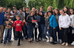 Impossible? US youth team serve alongside lively Albanian ministry.