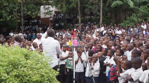 Chemical Cross - Congo school program