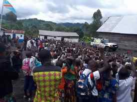 Congo October 2019