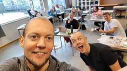 Bible School, Norway