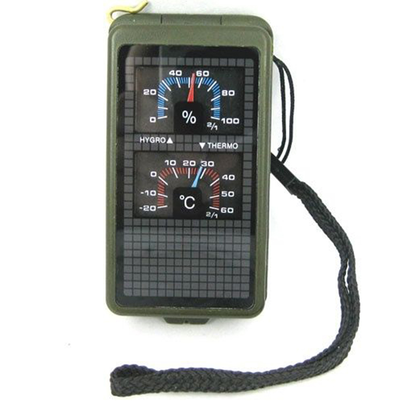 Compact Universal Survival Tool with Compass