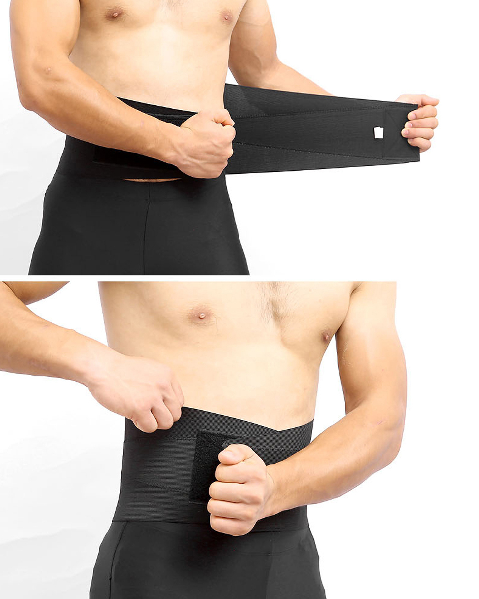 Lumbar Support Brace for Weightlifting