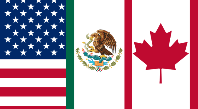 OA214: Free Speech, NAFTA & Trump's Trans Ban