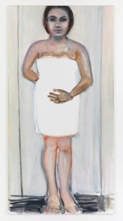Art Basel painting Marlene Duma