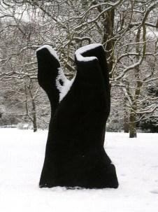 Art Basel sculpture David Nash