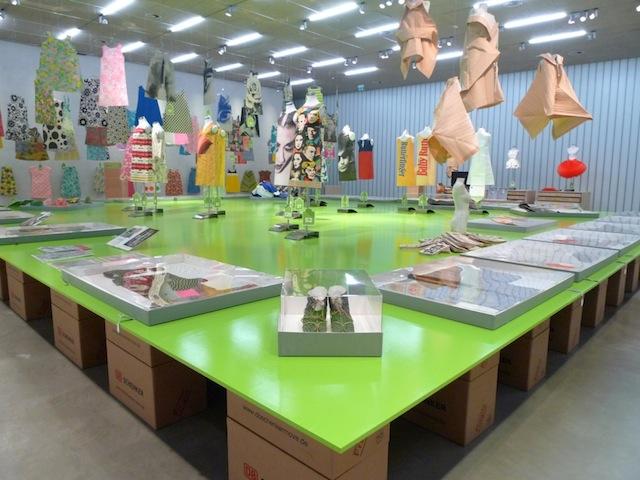 Pap(i)er Fashion at Galerie Stihl Waiblingen