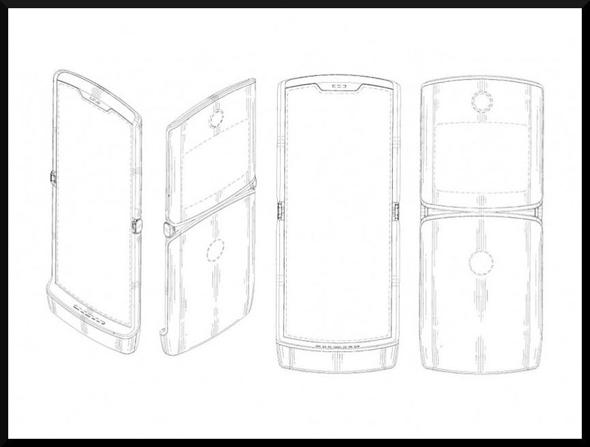 More on Moto's Foldable Razr