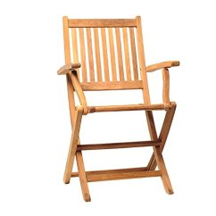 Teak Folding Chair Cushions For Dining Room Chairs Amazonia London 2 Piece Review Features Of