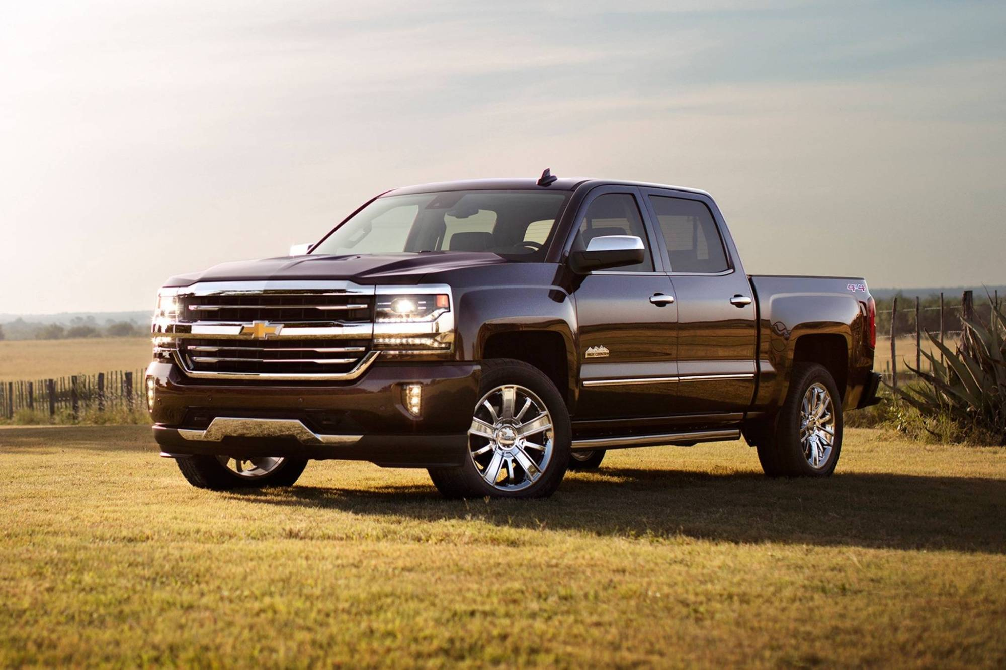 hight resolution of 2017 chevrolet silverado 1500 crew cab pickup high country fq oem 1 2048