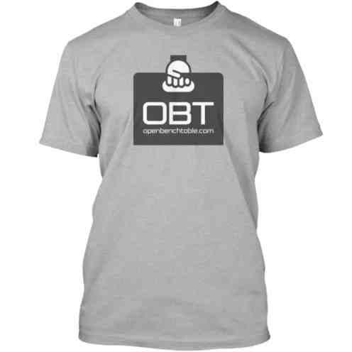OBT grey t-shirt