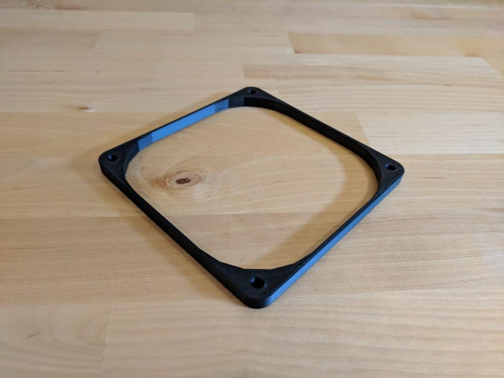 OBT Radiator 360mm mount