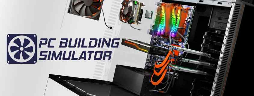 PC Building Simulator logo