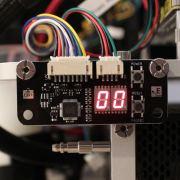 lpc debug card mounted
