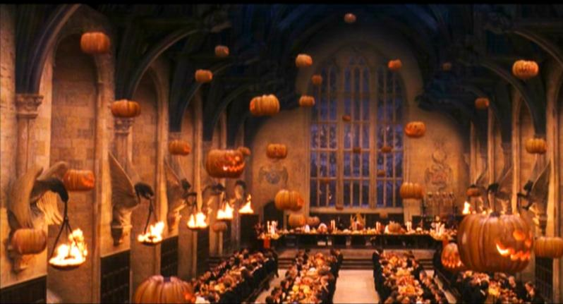 HOW TO HAVE A HARRY POTTER HALLOWEEN