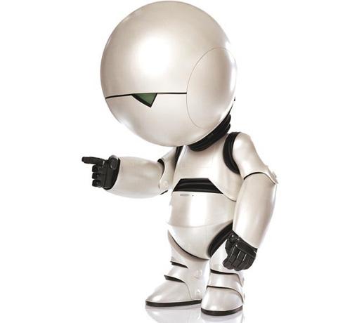 TOP FIVE COOLEST SENTIENT ROBOTS