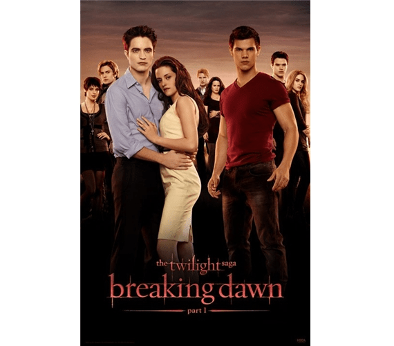 TWILIGHT NEWS FOR AUGUST 21ST: BELLA'S DRESS REPLICA, KRISTEN IN 'W', FULL POSTER, AND NEW PHOTOS
