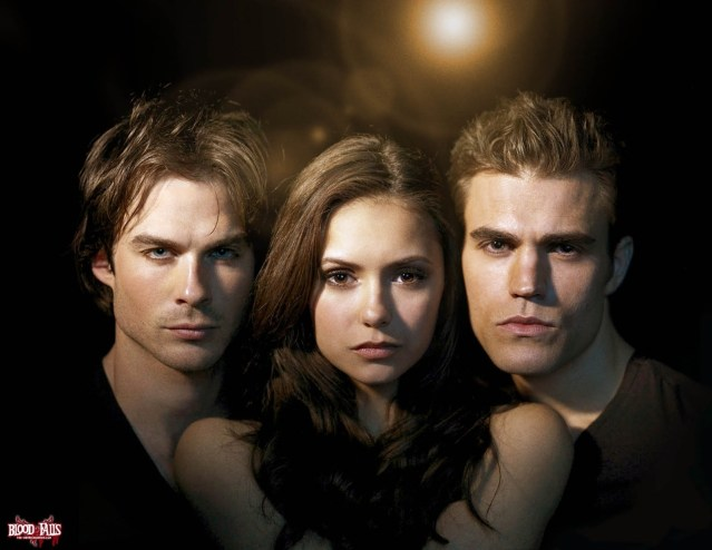 "TOP 5 REASONS TO LOVE ""THE VAMPIRE DIARIES"""