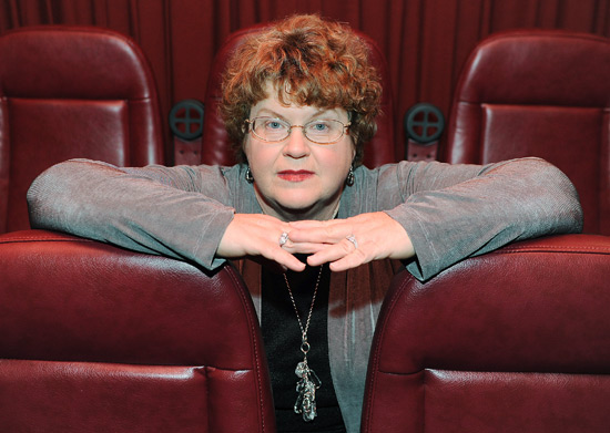 CHARLAINE HARRIS DEVELOPING NEW TV SERIES
