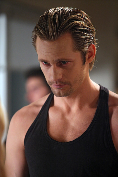 "ALEXANDER SKARSGARD ""I WAS BORN TO PLAY 'FIFTY SHADES' ROLE"""