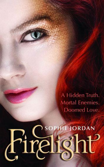 FIRELIGHT (FIRELIGHT, BOOK #1) BY SOPHIE JORDAN: BOOK REVIEW
