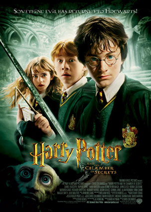 HARRY POTTER MOVIE POSTERS: TOP 5/10