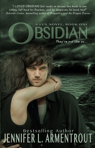 OBSIDIAN (LUX, BOOK #1) BY JENNIFER L. ARMENTROUT: BOOK REVIEW