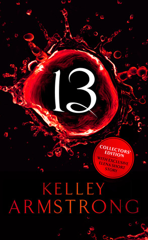 DELAY IN KELLEY ARMSTRONG'S '13' COULD BE GOOD NEWS FOR FANS!!!